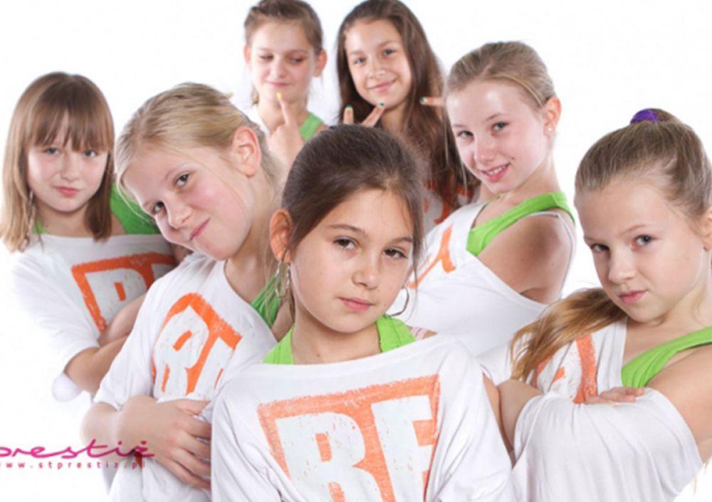 Formacja Dance One Prestiż Oświęcim